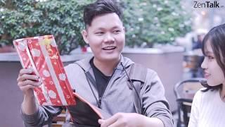 [8/3] Tặng bạn gái ZenBook UX333 Burgundy và cái kết viên mãn | Zentalk.vn