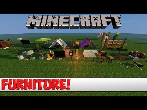 Minecraft Plugin Tutorial - Dice Furniture