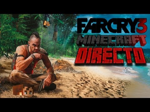 FAR CRY 3: DLC MINECRAFT GRATIS  - MINECRAFT DIRECTO