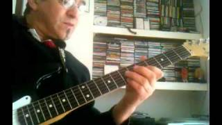 how to play soukous guitar part 1.mp4