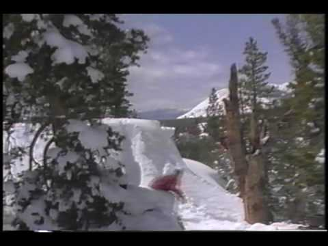Legends of Snowboarding - Peter Line Part 1 Video