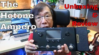 Unboxing & Review of the Hotone Ampero