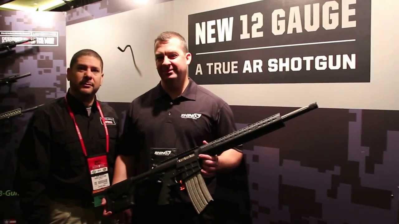 Rhino Arms Magazine Rhino Arms True 12 Gauge