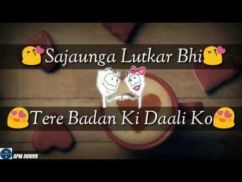 Chura Liya|Atif Aslam|lyrics|WhatsApp status|romantic song|