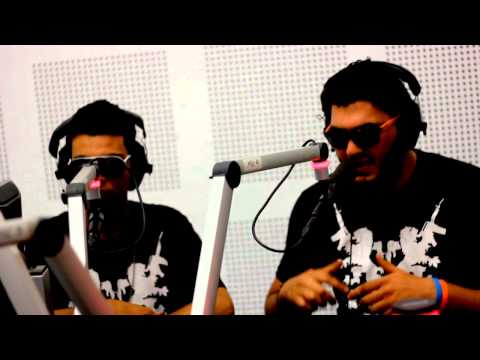 "ALADINO""""K2M"""" Freestyle Radio Sfax....(Crime Music)"