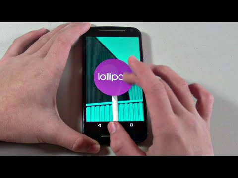 Moto G (2014) Android 5.0 Lollipop Update Review (U.S. GSM)