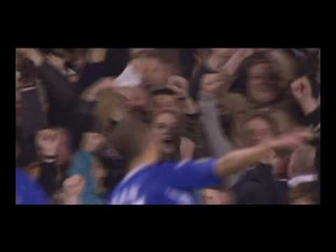 Everton FC: Goal Of The Season 2007-2008 Leon Osman vs AS Larissa