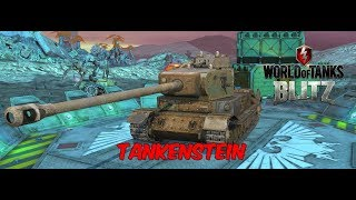 TankenStein - World of Tanks Blitz (105MM Gun)