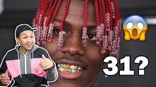 TRY TO GUESS THE AGE CHALLENGE! (RAPPERS)