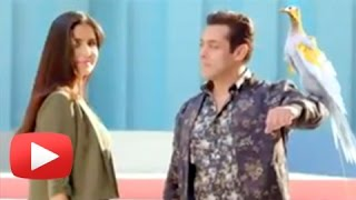 Salman Khan And Katrina Kaif SIZZLING Chemistry In Splash Advertisment | VIDEO OUT
