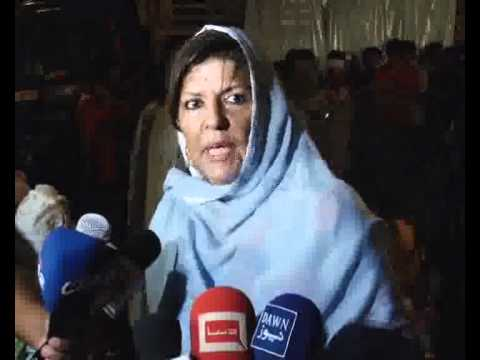 PTI Supporters Fake Vote Casting Protest Ends Ghazi Chowk Pkg City42