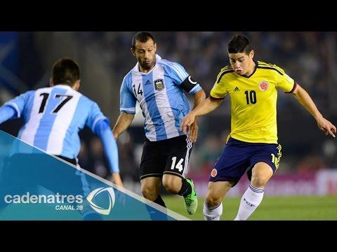 Copa América: Argentina vs Colombia, partido que promete emociones
