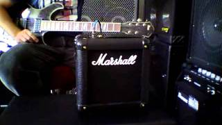 Marshall MG2FX - 2 watts on steroids!