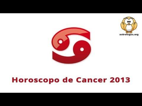 Horoscopo Cancer 2013