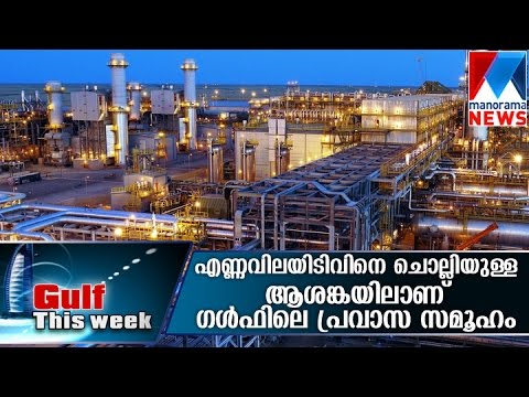 Oil falls in volatile trade | Manorama News | Gulf this Week