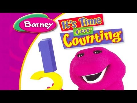Barney - Time For Counting video