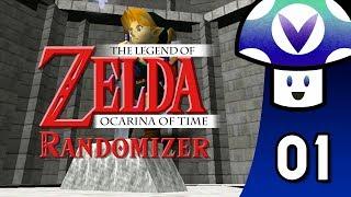 [Vinesauce] Vinny - Zelda: Ocarina of Time Randomizer (part 1) *Reupload*