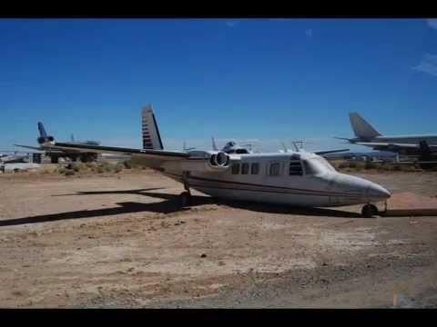 Mojave Airport - Airplane Graveyard - Photo Show