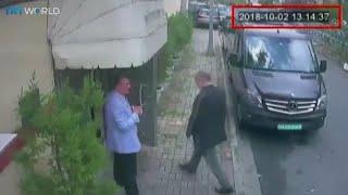 Turkey says recordings from inside Saudi consulate prove missing journalist Jamal Khashoggi killed