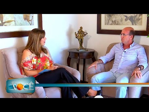 Por Você - Adalberto fala sobre bipolaridade 29/07/17