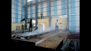 hot dip galvanizing process line (HDGP)