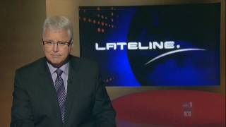 ABC's Lateline (Opener and Intro)
