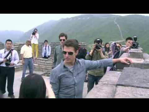 China Tom Cruise (Entertainment Daily News)