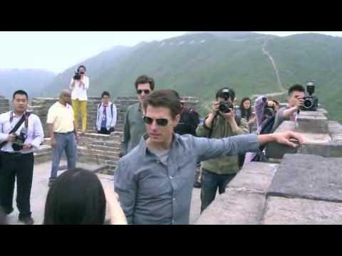China Tom Cruise (Entertainment Daily News)