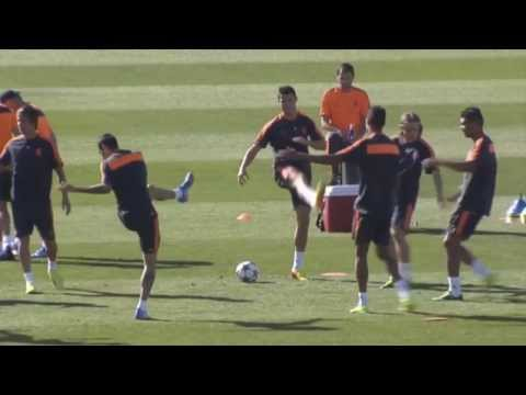 "Ancelotti fordert ""angemessene Reaktion"" seiner Spieler | Real Madrid"