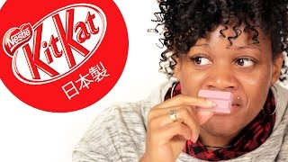 Americans Try Exotic Japanese Kit Kats (Part 2)