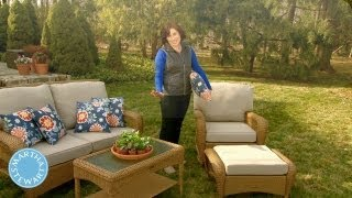 Creating Outdoor Rooms - LEARN & DO - Home How-to Series - Martha Stewart