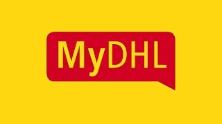 Prepare a shipment with MyDHL, Web Shipping