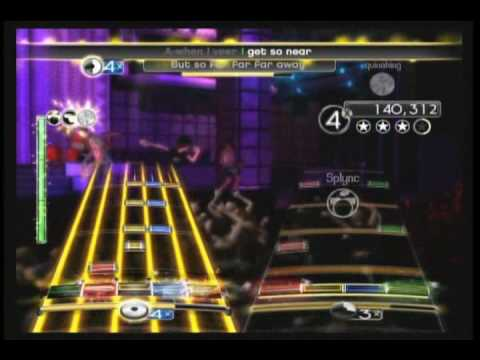 She's So Fine - The Jimi Hendrix Experience - Rock Band 2 - Expert Guitar, Drums & Vocals Music Videos