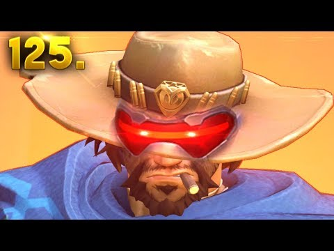 That's Why THey Call Him AIMBOT..!! | OVERWATCH Daily Moments Ep. 125 (Funny and Random Moments)