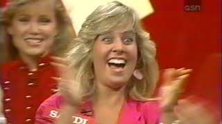 Card Sharks CBS Daytime Aired (August 1986)