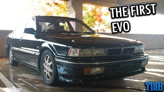 Mitsubishi Galant VR4 Review - The Original Mitsubishi Evo