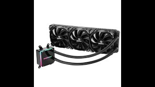 Installing Enermax Liqtech 360 TR4 II All-in-One Liquid CPU Cooler
