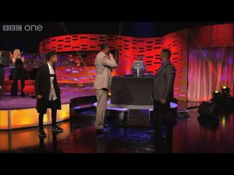 Graham Norton Show Bel Air Edition