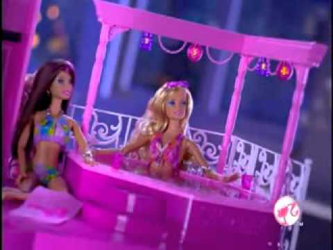 Barbie casa de los sue os om youtube - Casa de barbie ...