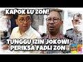 Kapok Lu Zon! Polri Tunggu Izin Jokowi Periksa Fadli Zon. Masih Beranikah Zon S3r4ng Jokowi?