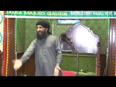 Mufti Muhammad Hanif Qureshi video