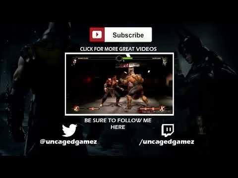 Mortal Kombat X: Petition To Make Tremor Playable