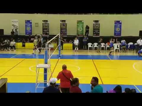 ADMU vs DLSU (Bali Pure-Blue vs Pocari Sweat-Green) in Doha, Qatar 16Sept2016