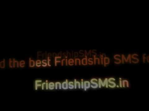 English Friendship SMS   There are many Roses
