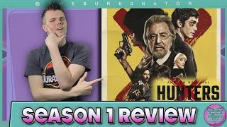 Hunters Amazon Prime Series Review