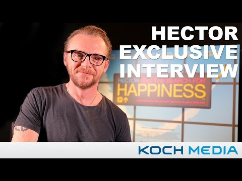 Hector And The Search For Happiness - Exclusive Interview