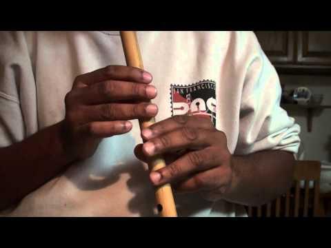Mere Sapno Ki Rani on flute - Hindi song on flute - Travails...