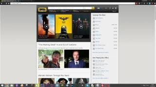 How to watch movies and tv shows directly on imdb.com