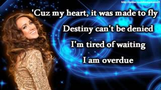 Britt Nicole - Breakthrough (Lyrics On Screen Video HD) New Christian Music Pop 2012