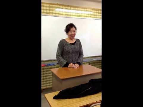 オトゴーさんのスピーチ「モンゴルの大晦日」 video